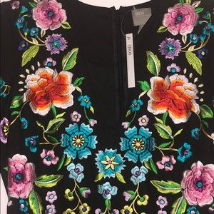 Embroidered Cocktail Dress- brand new!